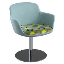 Reception Danae B Wool Fabric Chair