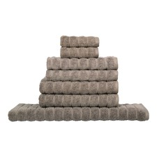 7 Piece Waverly 600 GSM Hudson Cotton Towel Set