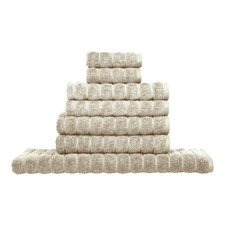 14 Piece Waverly 600 GSM Hudson Cotton Towel Set