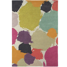 Berry Paletto Hand-Tufted Wool Rug