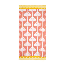 Palms Cotton Fouta Beach Towel