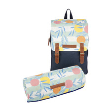 4 Person Navy Dolce Vita Picnic Backpack