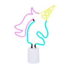 Kids' Unicorn Neon Night Light