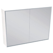 90cm Bevelled Edge Mirror Shaving Cabinet