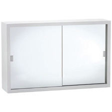 38cm x 60cm Sian Bathroom Cabinet with Acrylic Mirror
