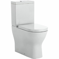 Delta Ceramic Back-To-Wall Toilet Suite