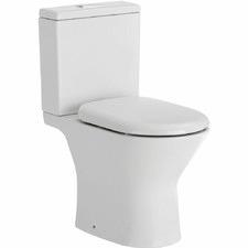 Chica Ceramic Close Coupled Toilet Suite