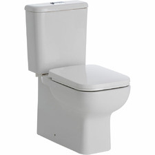 Maria Ceramic Back-To-Wall Toilet Suite