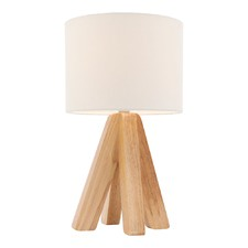 White Darcy Lamp