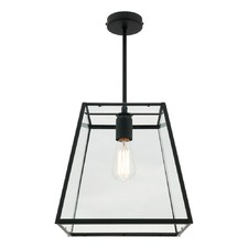 Large Manchester 1 Light Pendant