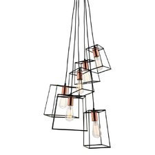 Zappa 6 Light Pendant