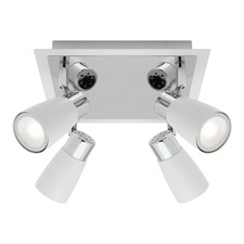 Alecia 4 Light Spotlight Plate
