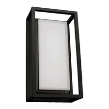 Cayman 12W LED Exterior Wall Light