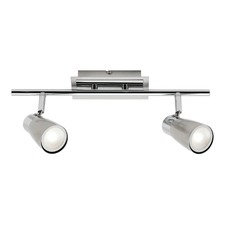 Alecia 2 Light Spotlight Bar