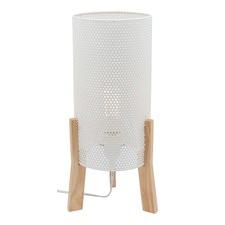 Eddie White Table Lamp