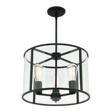 Liverpool 3 Light Round Pendant