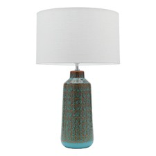Farrow Table Lamp & Linen Shade