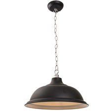 Black Newport Pendant Light