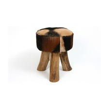 Tropica Goat Hair Stool