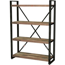Loft Display Unit with 4 Shelves