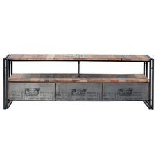Edito TV Unit with 3 Drawers