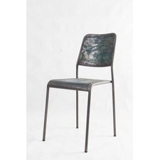 Kleo Drum Metal Chair