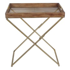 Luxe Adjustable Side Table