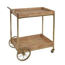 Luxe Drinks Cart