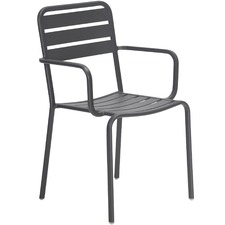 Vespa Aluminium Outdoor Armchairs (Set of 4)