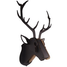 Wall Mounted 3D Deer Puzzle