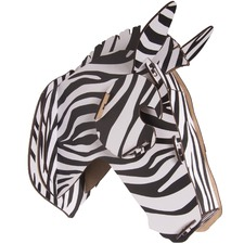 Wall Mounted 3D Zebra Puzzle