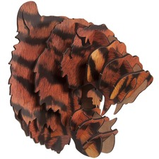 Wall Mounted 3D Tiger Puzzle