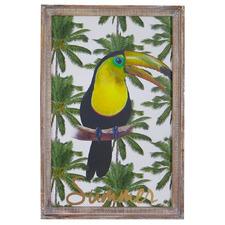 Toucan Tango Framed Wall Art