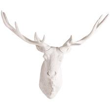 Deer Head Wall Accent
