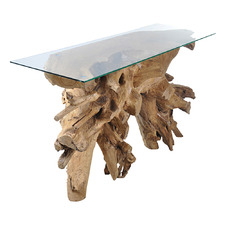 Tika Reclaimed Teak Console Table
