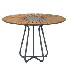 Circle Outdoor Dining Table
