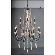Hampton Thirteen Light Chandelier
