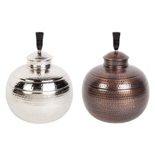 Antique Copper Bryson Table Lamp Base