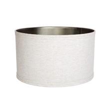 Natural Linen Hanover Drum Shade