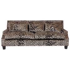 3 Seater Rosette Sofa
