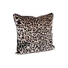 Rosette Square Cushion