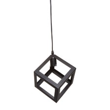 Iron Cube Skyler Pendant