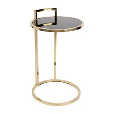 Gold Max Side Table