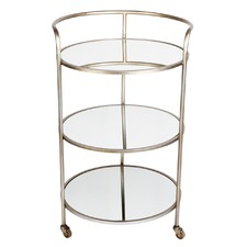 Trio Drinks Trolley