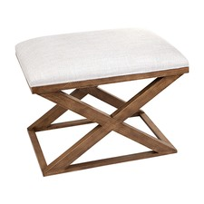Natural Logan Stool