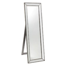 Zeta Cheval Beaded Floor Mirror