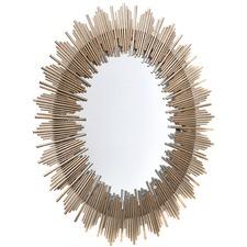 Franklin Spike Mirror