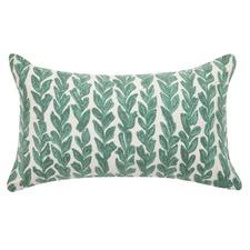 Green Stella Cushion