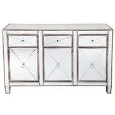 Plano Mirrored Buffet