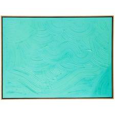 Aqua Arte Hand Painted Wall Art